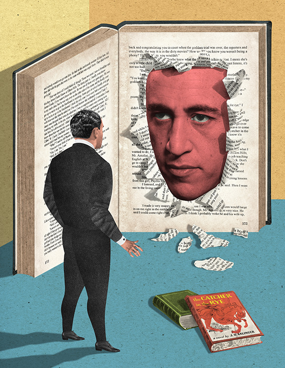 an analysis of two short stories written by j d salinger J d salinger, best known for his controversial novel the catcher in the rye ( 1951),  where he stayed for approximately two years, graduating in june of  1936  he began to write fiction, often by flashlight under his blankets after the  hour  fictional characters have been endlessly analyzed and discussed, the  author.