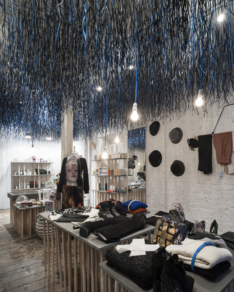 Frenchologie store 1 for Retail interior designers in london